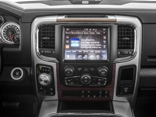 2017 Ram Truck 1500 Pictures 1500 Crew Cab Laramie 4WD photos stereo system