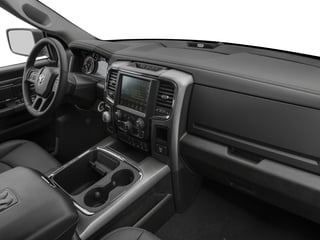 2017 Ram Truck 1500 Pictures 1500 Night 4x4 Quad Cab 6'4 Box photos passenger's dashboard