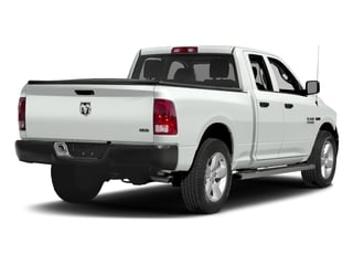 2017 Ram Truck 1500 Pictures 1500 HFE 4x2 Quad Cab 6'4 Box photos side rear view