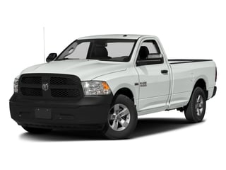 2017 Ram Truck 1500 Pictures 1500 Regular Cab Bighorn/Lone Star 2WD photos side front view