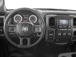 2017 Ram Truck 1500 Pictures 1500 Lone Star 4x2 Regular Cab 6'4 Box photos driver's dashboard