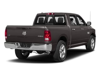 2017 Ram Truck 1500 Pictures 1500 Lone Star Silver 4x2 Crew Cab 5'7 Box photos side rear view