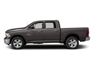 2017 Ram Truck 1500 Pictures 1500 Lone Star Silver 4x2 Crew Cab 5'7 Box photos side view