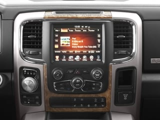 2017 Ram Truck 1500 Pictures 1500 Limited 4x2 Crew Cab 5'7 Box photos stereo system