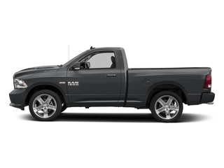 2017 Ram Truck 1500 Pictures 1500 Night 4x2 Regular Cab 6'4 Box photos side view
