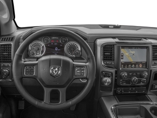 2017 Ram Truck 1500 Pictures 1500 Night 4x2 Regular Cab 6'4 Box photos driver's dashboard