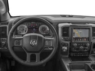2017 Ram Truck 1500 Pictures 1500 Night 4x4 Regular Cab 6'4 Box photos driver's dashboard
