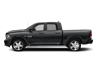 2017 Ram Truck 1500 Pictures 1500 Night 4x2 Crew Cab 5'7 Box photos side view