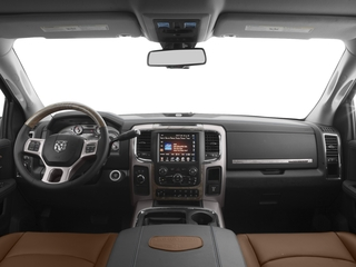 2017 Ram Truck 2500 Pictures 2500 Mega Cab Limited 2WD photos full dashboard