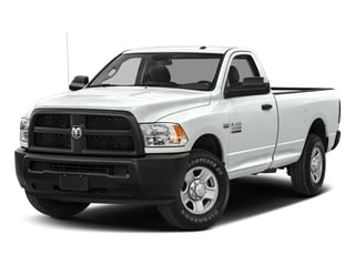 2017 Ram Truck 2500 Pictures 2500 SLT 4x4 Reg Cab 8' Box photos side front view