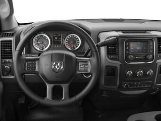 2017 Ram Truck 2500 Pictures 2500 SLT 4x4 Reg Cab 8' Box photos driver's dashboard