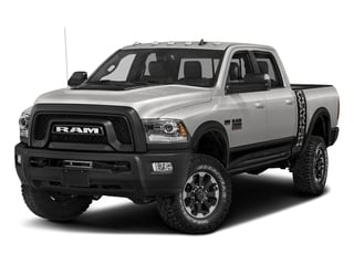 2017 Ram Truck 2500 Pictures 2500 Laramie Power Wagon 4x4 Crew 6'4 Box *Ltd Avail* photos side front view