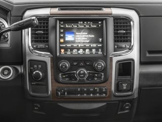 2017 Ram Truck 2500 Pictures 2500 Laramie 4x4 Crew Cab 8' Box photos stereo system