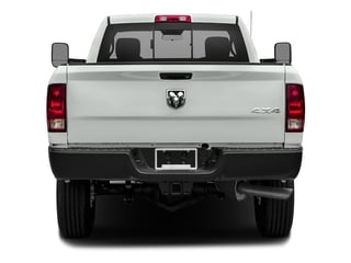 2017 Ram Truck 3500 Pictures 3500 SLT 4x4 Reg Cab 8' Box photos rear view