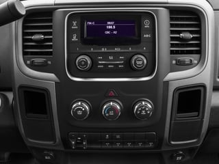 2017 Ram Truck 3500 Pictures 3500 Regular Cab SLT 4WD photos stereo system