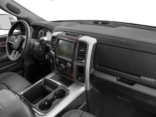 2017 Ram Truck 3500 Pictures 3500 Laramie 4x4 Mega Cab 6'4 Box photos passenger's dashboard