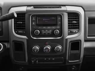 2017 Ram Truck 3500 Pictures 3500 Tradesman 4x4 Crew Cab 6'4 Box photos stereo system