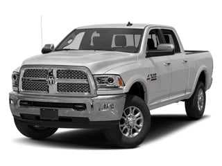 2017 Ram Truck 3500 Pictures 3500 Crew Cab Laramie 4WD photos side front view