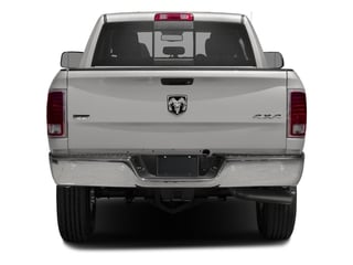 2017 Ram Truck 3500 Pictures 3500 Crew Cab Laramie 4WD photos rear view