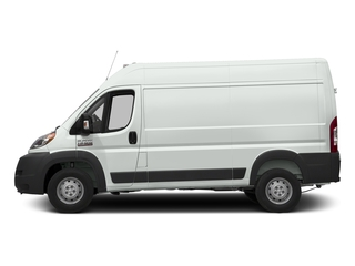 2017 Ram Truck ProMaster Cargo Van Pictures ProMaster Cargo Van 1500 High Roof 136 WB photos side view