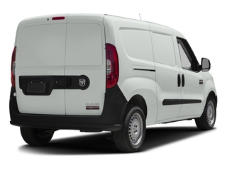 2017 Ram Truck ProMaster City Cargo Van Pictures ProMaster City Cargo Van Tradesman Van photos side rear view