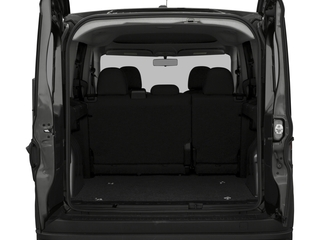 2017 Ram Truck ProMaster City Wagon Pictures ProMaster City Wagon Wagon photos open trunk