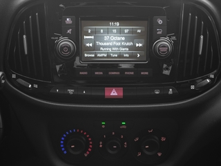 2017 Ram Truck ProMaster City Wagon Pictures ProMaster City Wagon Wagon SLT photos stereo system