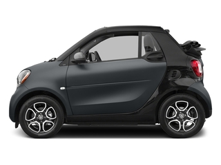2017 smart fortwo Pictures fortwo Convertible 2D Prime I3 Turbo photos side view