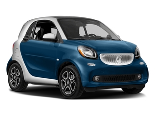 2017 smart fortwo Pictures fortwo Coupe 2D Proxy I3 Turbo photos side front view