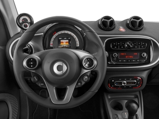 2017 smart fortwo Pictures fortwo Coupe 2D Proxy I3 Turbo photos driver's dashboard