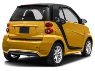 2017 smart fortwo electric drive Pictures fortwo electric drive Coupe 2D Passion Electric photos side rear view