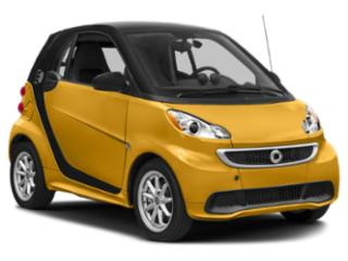 2017 smart fortwo electric drive Pictures fortwo electric drive Coupe 2D Passion Electric photos side front view