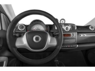 2017 smart fortwo electric drive Pictures fortwo electric drive Coupe 2D Passion Electric photos driver's dashboard