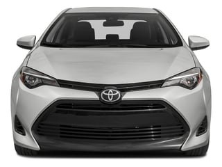 2017 Toyota Corolla Pictures Corolla Sedan 4D L I4 photos front view