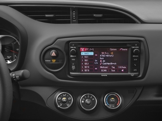2017 Toyota Yaris Pictures Yaris Hatchback 5D SE I4 photos stereo system