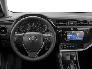 2017 Toyota Corolla iM Pictures Corolla iM Hatchback 5D photos driver's dashboard