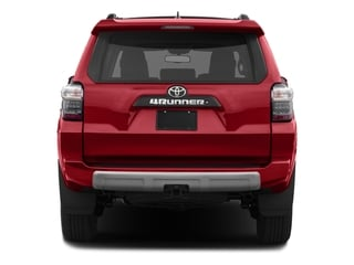 2017 Toyota 4Runner Pictures 4Runner Utility 4D TRD Off-Road 4WD V6 photos rear view