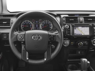 2017 Toyota 4Runner Pictures 4Runner Utility 4D TRD Off-Road 4WD V6 photos driver's dashboard