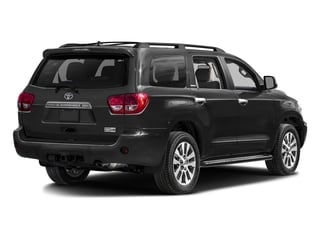 2017 Toyota Sequoia Pictures Sequoia Utility 4D Limited 2WD V8 photos side rear view