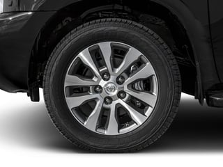 2017 Toyota Sequoia Pictures Sequoia Utility 4D Limited 2WD V8 photos wheel