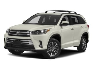 2017 Toyota Highlander Options Build Your Xle V6 Awd And Choose Option Packages