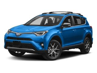 2017 Toyota Rav4 Hybrid Spec Performance