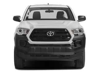 2017 Toyota Tacoma Pictures Tacoma SR Extended Cab 2WD V6 photos front view