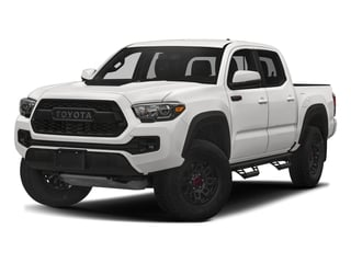 Trd Pro Crew Cab 4wd Specifications And Pricing