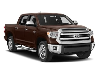 2017 Toyota Tundra 2WD Pictures Tundra 2WD 1794 Edition CrewMax 2WD photos side front view