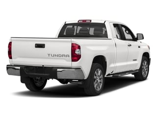 2017 Toyota Tundra 2WD Pictures Tundra 2WD Limited Double Cab 2WD photos side rear view