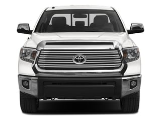 2017 Toyota Tundra 2WD Pictures Tundra 2WD Limited Double Cab 2WD photos front view