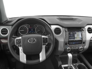 2017 Toyota Tundra 2WD Pictures Tundra 2WD Limited Double Cab 2WD photos driver's dashboard