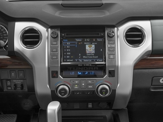 2017 Toyota Tundra 2WD Pictures Tundra 2WD Limited Double Cab 2WD photos stereo system