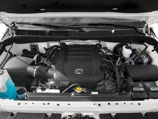 2017 Toyota Tundra 2WD Pictures Tundra 2WD Limited Double Cab 2WD photos engine